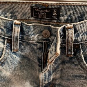 Abercrombie and Fitch boyfriend pants